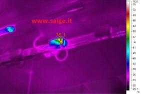 indagine termografica su blindosbarra