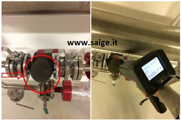 controllo scaricatore condensa